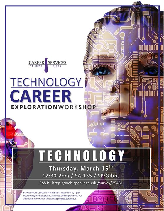 Technology Career Exploration Workshop – Open Partnership