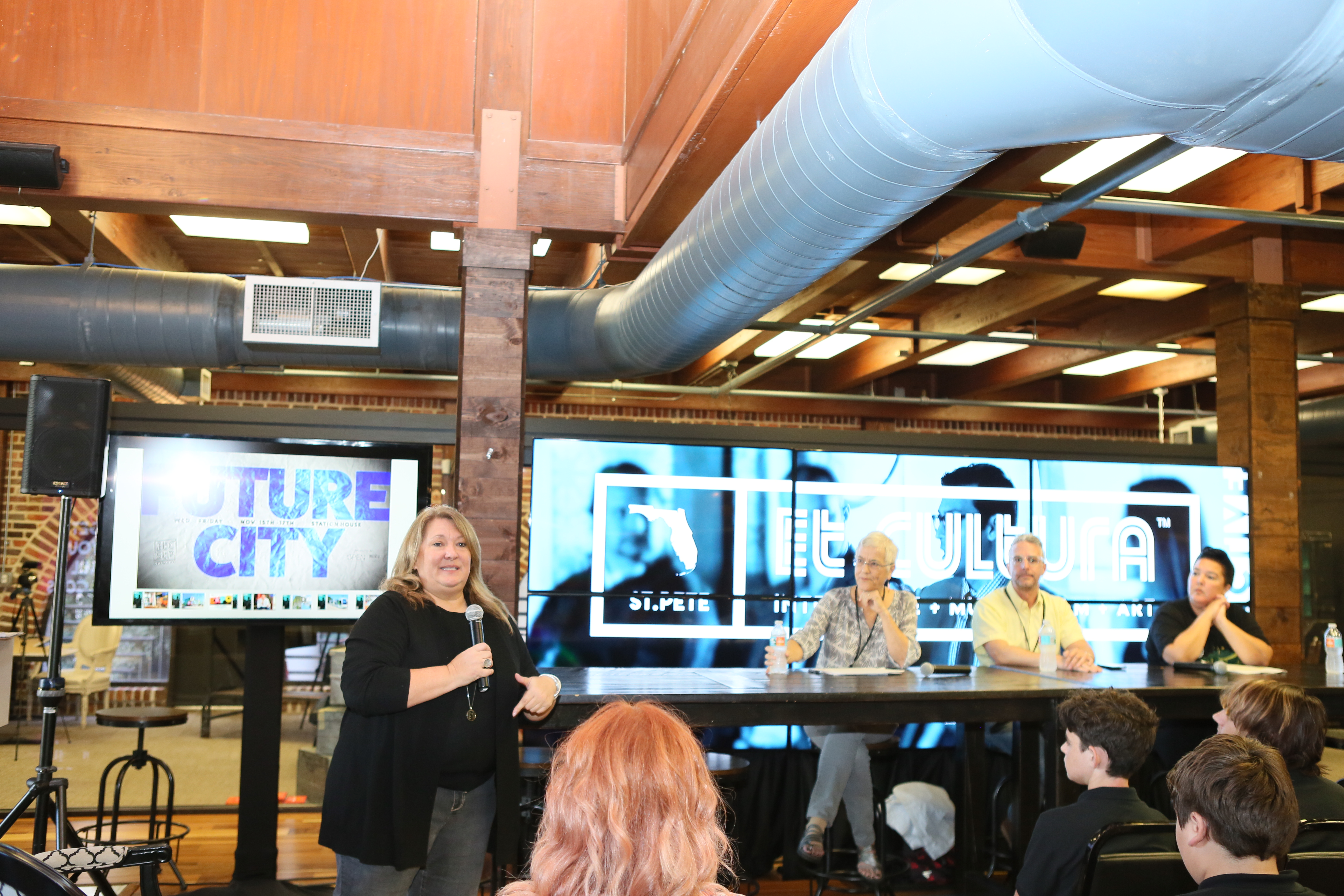 OPEN and Et Cultura Invite Leaders to Talk Cities